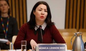 Monica Lennon MSP.