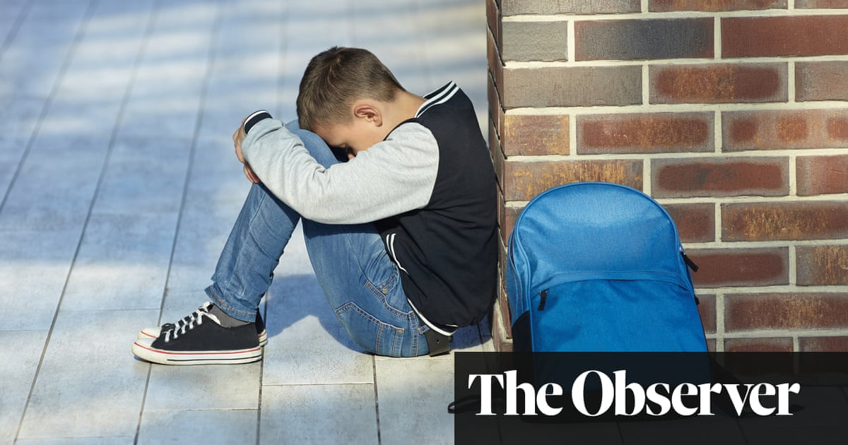 My young son feels guilty about hurting his friend at school