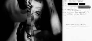 Images from the Fragmentary series