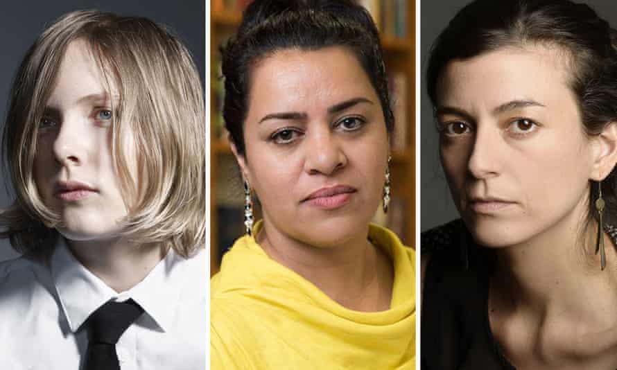 Marieke Rijneveld, Shokoofeh Azar, Samanta Schweblin