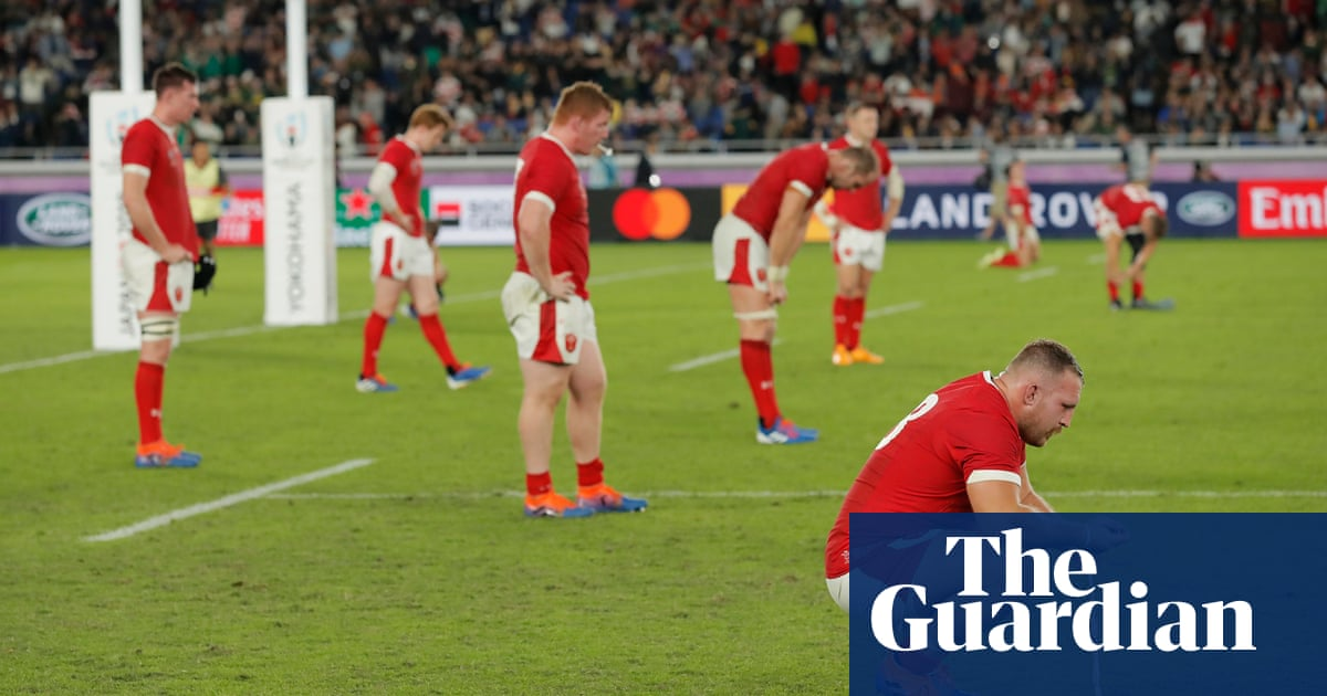 Time for Wales to rebuild despite failings of the regional system | Paul Rees