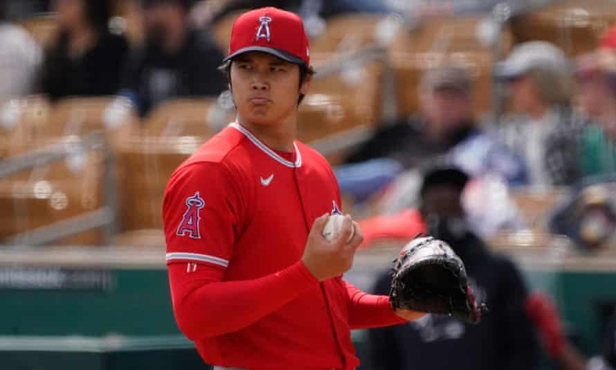 Shohei Ohtani is a rare threat with both bat and ball
