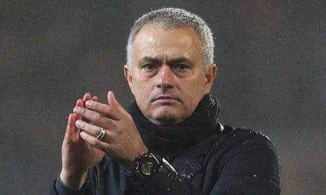 José Mourinho praises Manchester United's attitude in Blackburn win