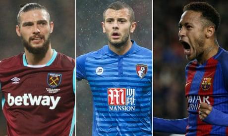 West Ham v Crystal Palace, Barcelona v Las Palmas and more: clockwatch – live!