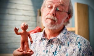 Where's Chas? Morph with Peter Lord of Aardman.