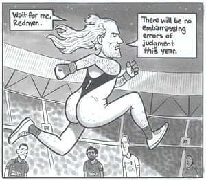 Liverpool win the Champions LeagueMy partner, who has no interest in football, rarely pays much attention to my cartoons. Typically, the one time she glanced over my shoulder came when I was carefully drawing the individual hairs of Loris Karius's bum. Published: 4 June 2019