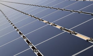 Donald Trump has imposed a 30% tariff on foreign-made solar cells and modules.