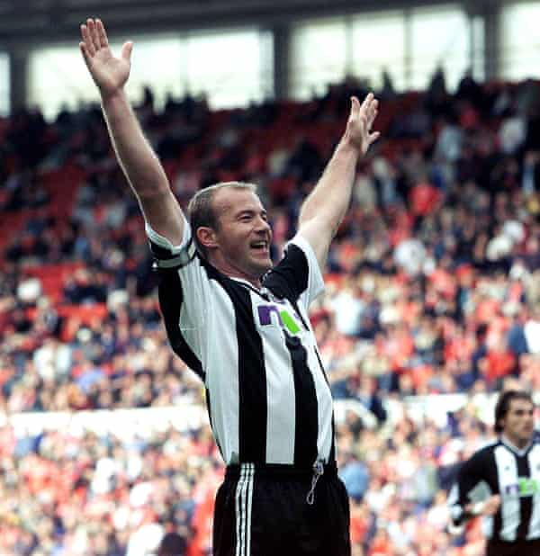 Alan Shearer would have won that elusive title with Newcastle in 2001-02