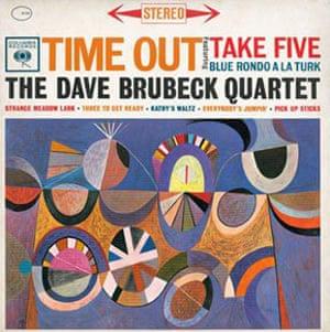 Dave Brubeck album cover Klee 1