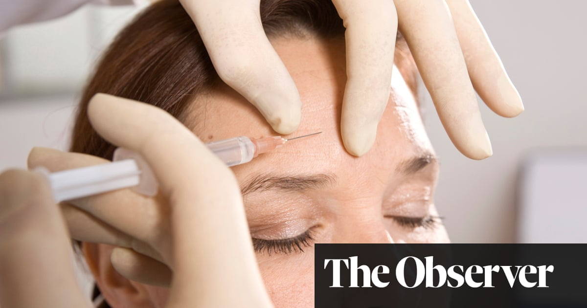 Botox leads to bad reactions for one in six users, says study