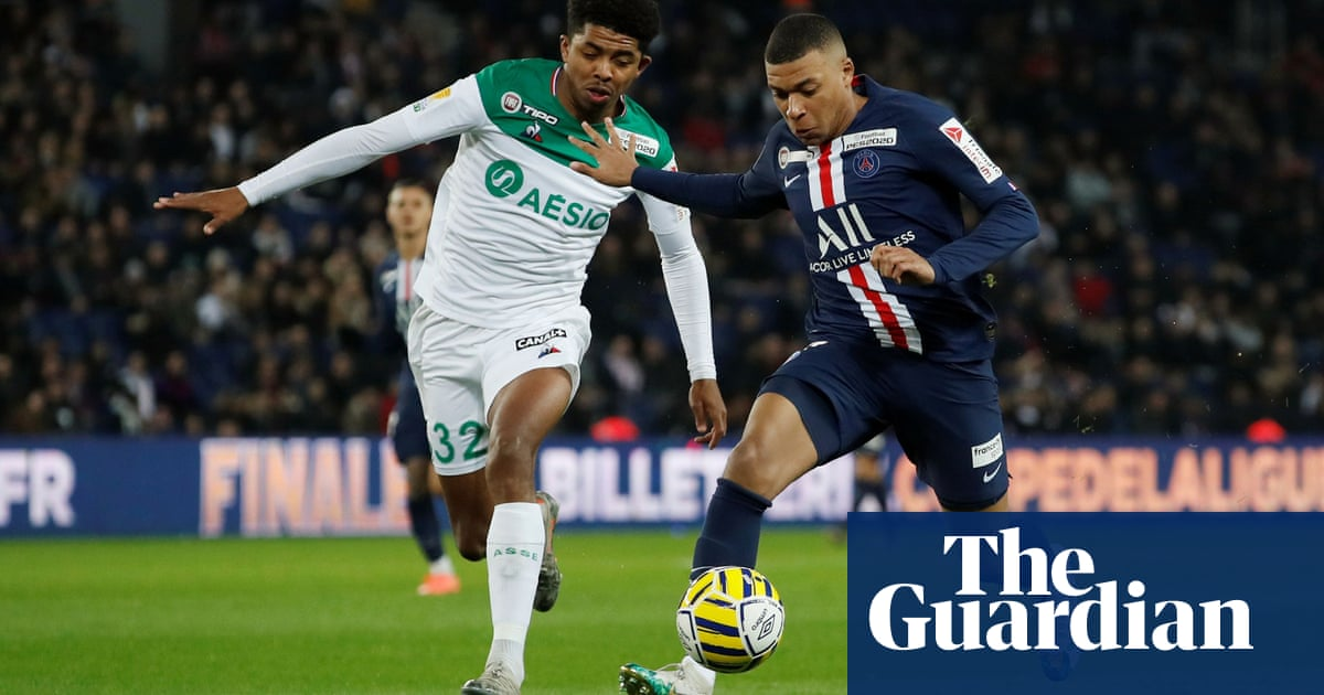 Leicester agree £36.5m deal to sign Wesley Fofana from St-Étienne