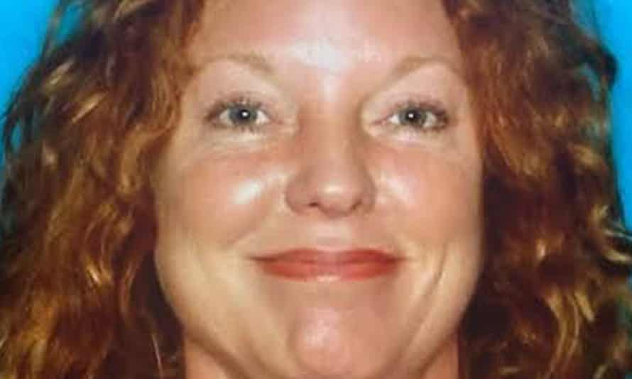 Tonya Couch pictured in custody in Mexico.