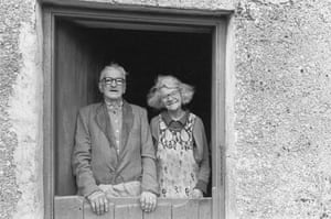 Percy and Alice Shaxton, No Place, Ebberley, 1975