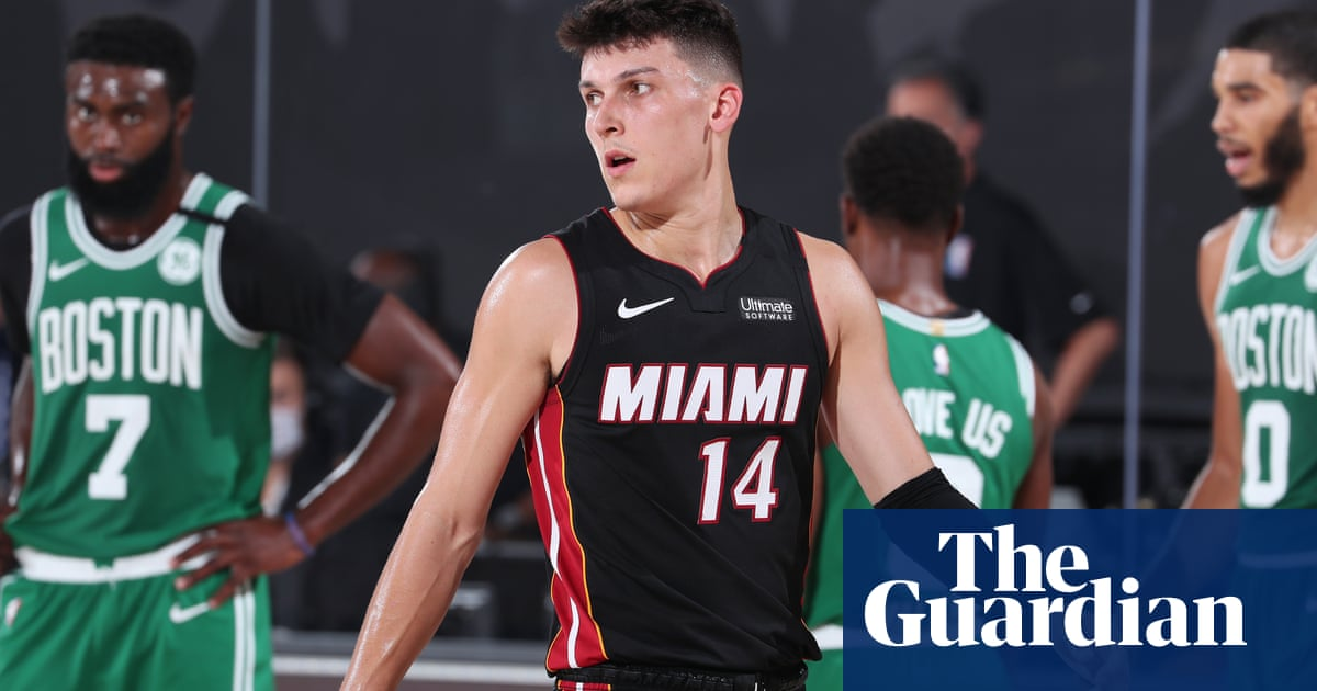 A Herro will rise: Heat one win from NBA finals as rookie burns Celtics in Game 4