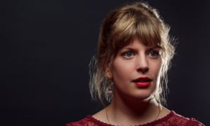 Sarah Perry, whose debut nobel has a 'wonderful freshness'.