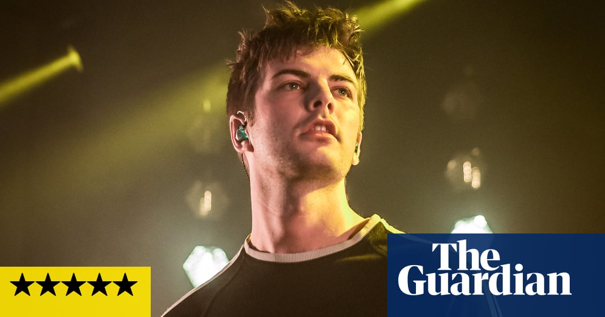Fontaines DC review – sparks fly for once-in-a-generation post-punk poets