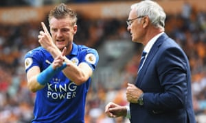 Jamie Vardy was also a target for the Gunners.
