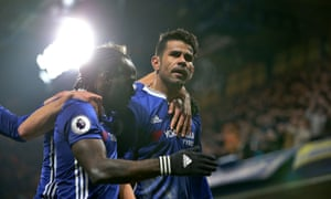 Chelsea's Diego Costa