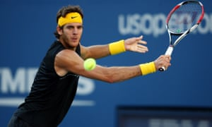 Juan Martin del Potro ended Roger Federer's run of five consecutive US Open victories by beating him in the 2009 final.