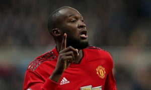 Romelu Lukaku has not been replaced by Manchester United.