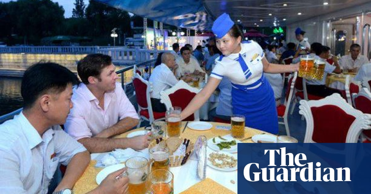 Plastered in Pyongyang: North Korea launches its first beer festival