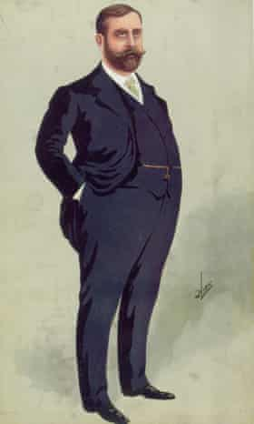 Matcham circa 1910.