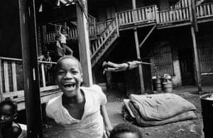 Back Yard Olympics, Chicago, 1950