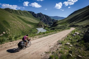 Escape by Bike: Adventure Cycling, Bikepacking and Touring Off-Road by Joshua Cunningham is published by Thames and Hudson.