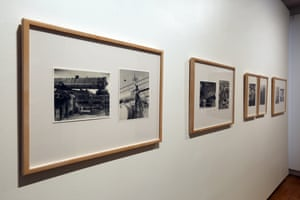 Helmut Newton photographs (1952-1958) documenting the installation of the Shell oil refinery, Geelong.