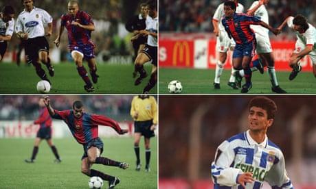 Football quiz: La Liga in the 1990s