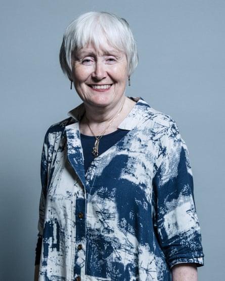 Madeleine Moon, former Labour MP for Bridgend.