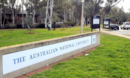 Australian National University grounds