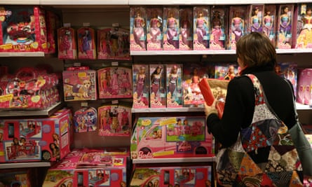 The Christmas shopping season places pressure on parents.