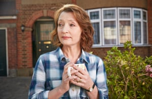 Lesley Manville as Cathy in Mum.