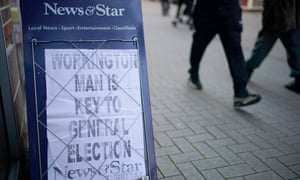 Workington man is merely the latest punt at repeating the success of Essex man, the epochal Thatcherite everyman who succeeded where others have collapsed under the weight of public derision.