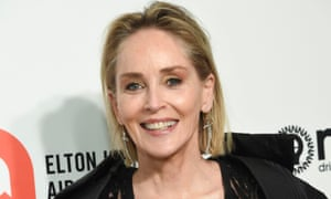 Sharon Stone at an event in February.