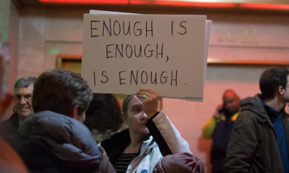 Anita Alvarez Chicago protest