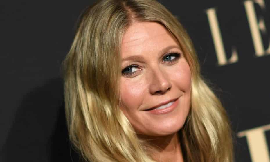 Gwyneth Paltrow: fashion-forward.