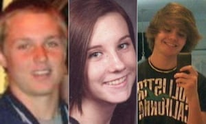 They all ended up dead': anger lingers over students who