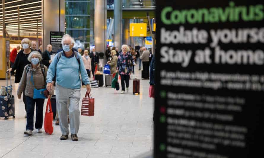 older people wearing face coverings