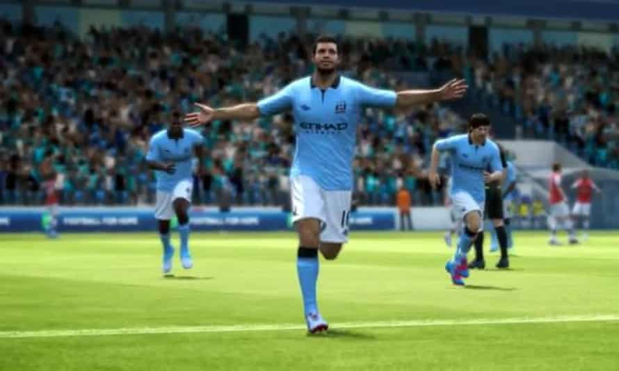 Fifa 16: Manchester City now has its own official eSports player.