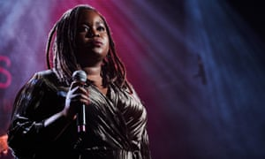 Zara McFarlane on Sing it Loud: Black and Proud.