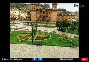 Plaza Mayor, Cusco, Peru