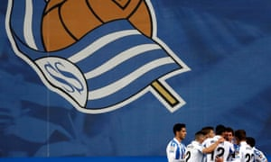 Most of the Real Sociedad squad have been at the club since they were 12 years old.
