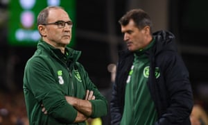 Martin O'Neill, left, and Roy Keane have gone after a miserable set of results this year.