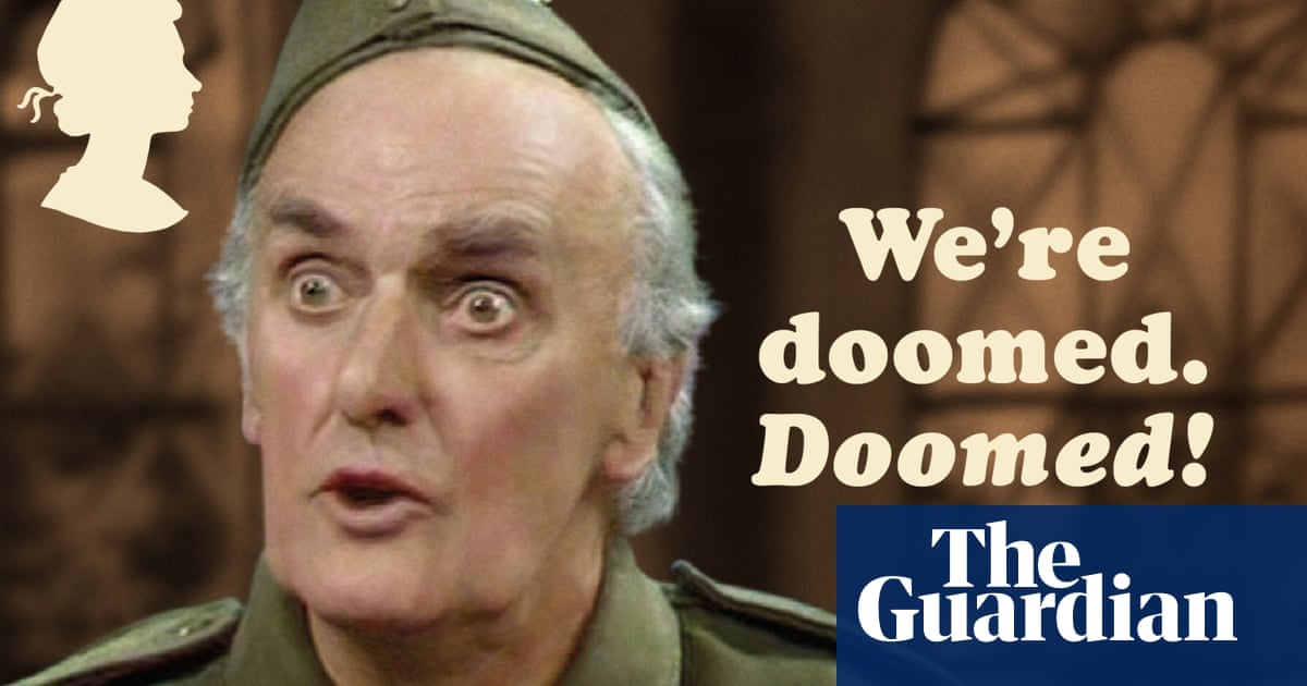 d2195af6 No wonder we are still hooked on Dad's Army – in Brexit Britain we are  reliving it