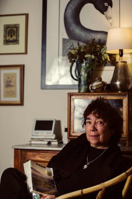 The writer Alexis Wright