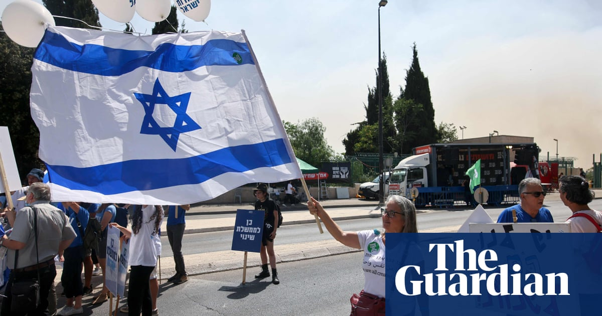 Israeli coalition ousts Netanyahu as prime minister after 12 years