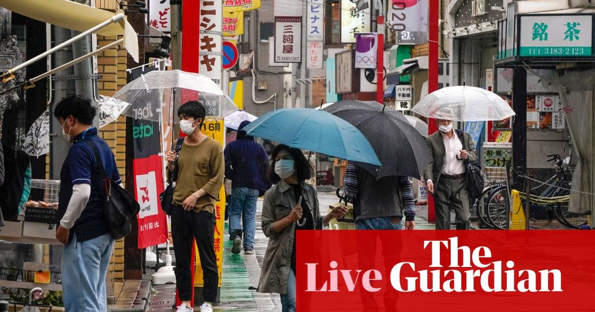 Coronavirus live news: Tokyo Olympics will be safe, says IOC; vaccines 'make nine people billionaires'