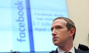Mark Zuckerberg: 'the Bond villain of our online lives'.